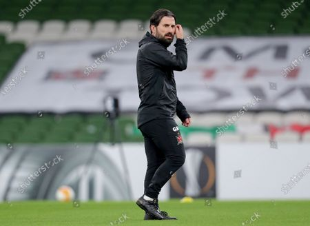 Stock Photo of Assistant Head Coach Giuseppe Rossi