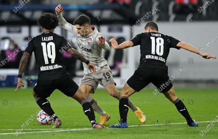 Editorial picture of Borussia Moenchengladbach vs Shakhtar Donetsk, Germany - 25 Nov 2020