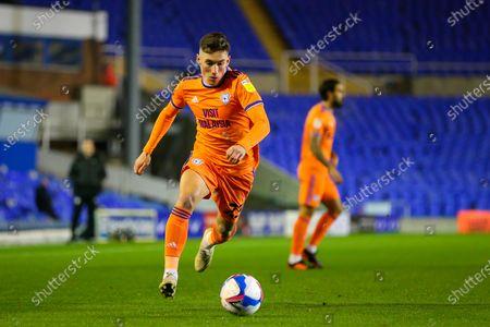 Harry Wilson of Cardiff City