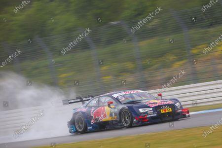 DTM Championship Hockenheim, Germany 1st - 3rd May 2015 #5 Mattias Ekstroem (SWE, Audi Sport Team Abt Sportsline, Audi RS 5 DTM) Copyright Free FOR EDITORIAL USE ONLY. Mandatory Credit: DTM.