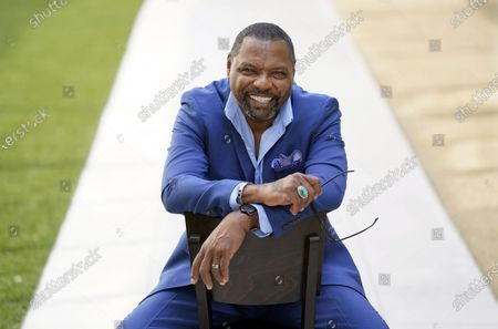 Editorial picture of Petri Hawkins-Byrd Portrait Session, Los Angeles, United States - 25 Sep 2020