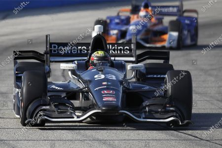 Editorial photo of IndyCar, Round 12 - West Allis, Wisconsin, USA, Milwaukee Mile, United States of America - 12 Jul 2015