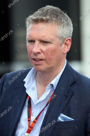 Silverstone Circuit, Northamptonshire, England. Saturday 4th July 2015 Patrick Allen (GBR) Silverstone  World Copyright: Jakob Ebrey/LAT Photographic