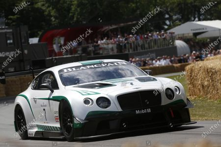 Editorial picture of 2015 Goodwood Festival of Speed - 27 Jun 2015