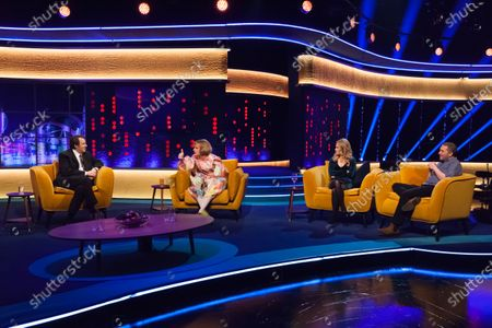 Jonathan Ross, Grayson Perry, Lucy Beaumont and Jon Richardson