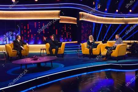 Jonathan Ross, Liam Gallagher, Lucy Beaumont and Jon Richardson