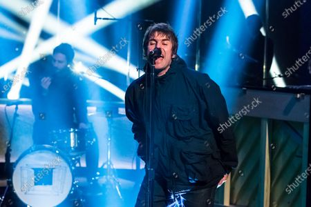Stock Photo of Liam Gallagher