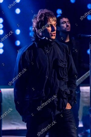 Stock Image of Liam Gallagher