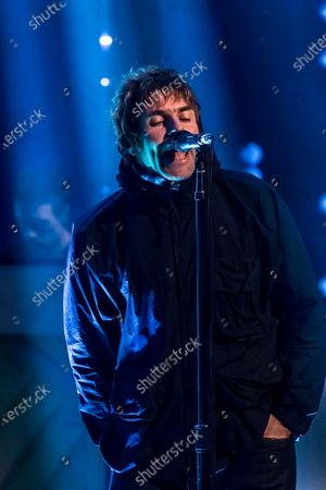 Editorial photo of 'The Jonathan Ross Show' TV show, Series 16, Episode 7, London, UK - 28 Nov 2020