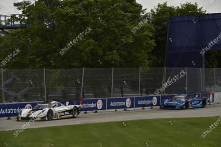 Editorial image of Le Mans, Round-5-Belle Isle, Michigan, USA - 30 May 2015