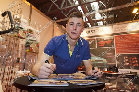 Editorial picture of 2015 Autosport International - 09 Jan 2015