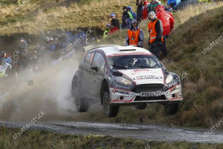 2014 World Rally Championship Wales Rally GB 13-16th November 2014 Jari Ketomaa. Ford. Action Worldwide Copyright: McKlein/LAT