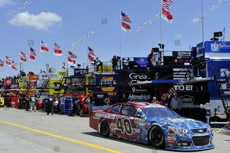 21-24 May, 2015, Concord, North Carolina USA Landon Cassill, Goodyear Tires  ?2015, Jennifer Coleman LAT PHOTO USA
