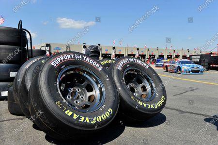 21-24 May, 2015, Concord, North Carolina USA Goodyear Tires, Landon Cassill  ?2015, Jennifer Coleman LAT PHOTO USA