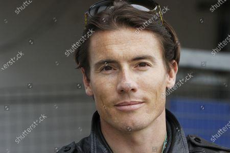 2015 World Superbike Championship.  Donington Park, UK.  23rd - 24th May 2015.  Former World Superbike champion James Toseland.  Ref: KW7_4440a. World copyright: Kevin Wood/LAT Photographic