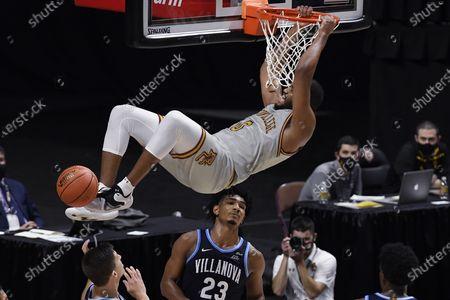 Editorial photo of Boston College Villanova Basketball, Uncasville, United States - 25 Nov 2020