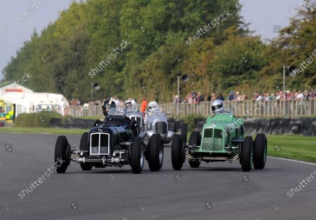 Editorial photo of Goodwood Revival, 2014 Goodwood Revival, Goodwood Circuit, United Kingdom - 14 Sep 2014