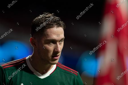 Editorial picture of Spain Madrid Football Uefa Champions League Atletico Madrid vs Lokomotiv Moskva - 25 Nov 2020