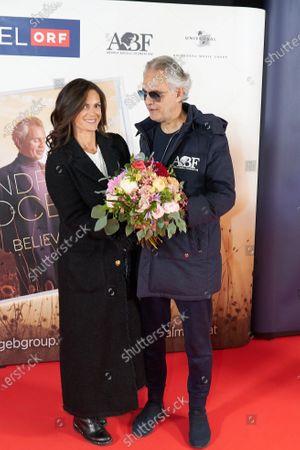 Editorial picture of Licht ins Dunkel Gala, Vienna, Austria - 25 Nov 2020