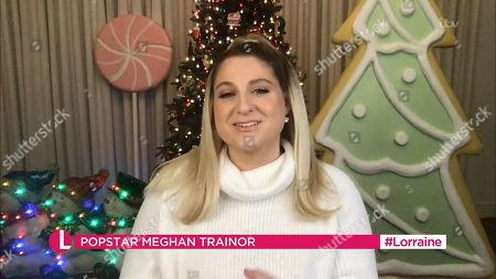 Stock Image of Meghan Trainor