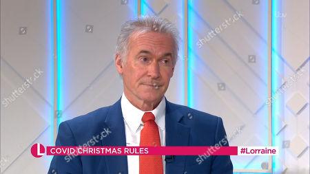 Editorial image of 'Lorraine' TV Show, London, UK - 26 Nov 2020