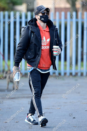 Editorial image of 'Strictly Come Dancing' rehearsals, London, UK - 26 Nov 2020