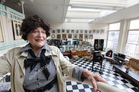 Stock Image of Editta Sherman