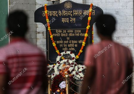 Editorial photo of 12th anniversary of the Mumbai terror attacks, India - 26 Nov 2020