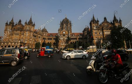 Editorial image of 12th anniversary of the Mumbai terror attacks, India - 26 Nov 2020