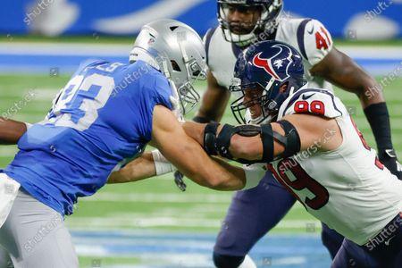 Editorial image of Texans Lions Football - 26 Nov 2020