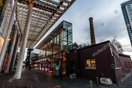 Stock Photo of The Philips Museum in Eindhoven, Netherlands, 26 November 2020. King Willem-Alexander will attend the celebration of King's Day there in 2021 with his family and members of the Royal Family.