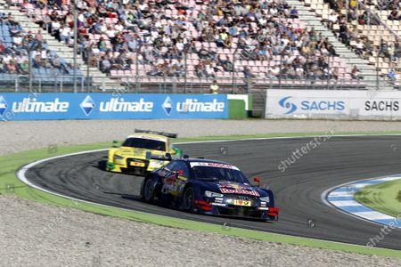 2014 DTM Championship Round 10 - Hockenheim, Germany 17th - 19th October 2014 Mattias Ekstroem (SWE), Audi Sport Team Abt Sportsline, Audi A5 DTM World Copyright: XPB Images / LAT Photographic