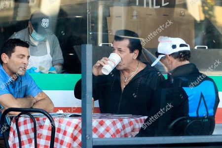 Editorial image of Chuck Zito out and about, Los Angeles, California, USA - 25 Nov 2020