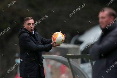 Editorial image of Soccer Europa League, Braga, Portugal - 26 Nov 2020