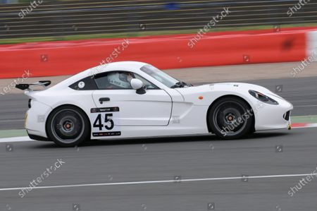 2014 Ginetta Race Drivers Club, Silverstone, 31st may - 1sy June 2014 Charles Ferguson World copyright: Jakob Ebrey/LAT Photographic
