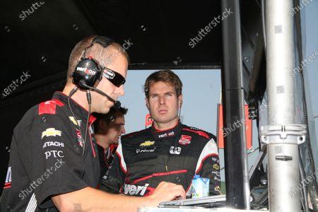 Editorial photo of IndyCar, Rd 15 - Lexington, Ohio, USA - 01 Aug 2014