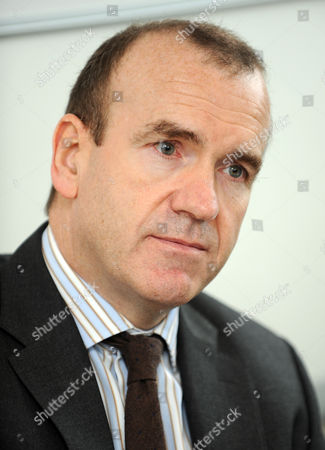 Sir Terry Leahy, Chief Executive of Tesco