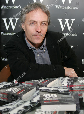 Editorial image of BBC Correspondent  Nick Thorpe promoting his first book ''89 Unfinished Revolution', Waterstones, Salisbury, Britain  - 06 Feb 2010