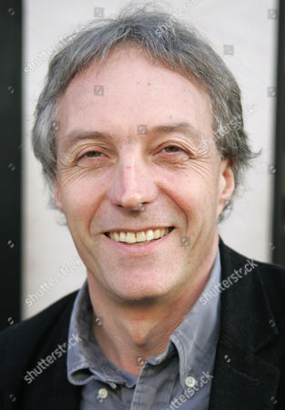 Editorial picture of BBC Correspondent  Nick Thorpe promoting his first book ''89 Unfinished Revolution', Waterstones, Salisbury, Britain  - 06 Feb 2010