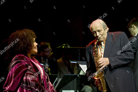 Dame Cleo Laine and Sir John Dankworth