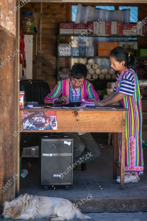 Editorial image of China Yunnan Dulong Ethnic Group Development Changes - 29 Oct 2020