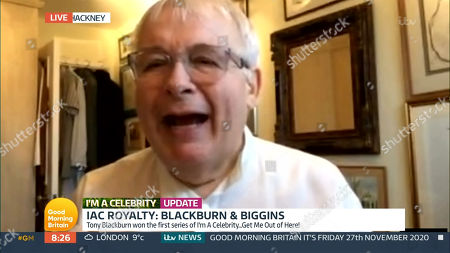 Stock Image of Christopher Biggins