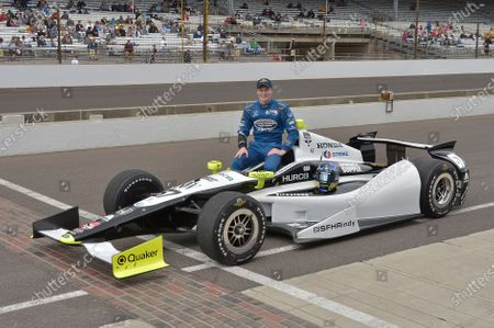 17-18 May, 2014, Indianapolis, Indiana, USA #67 Josef Newgarden, Hartman Oil/Sarah Fisher Hartman Racing ©2014 Dan R. Boyd LAT Photo USA