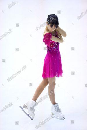 Mai Mihara (JPN) - Figure Skating :  ISU Grand Prix of Figure Skating 2020/21  NHK Trophy  Women's Short Program  at Towayakuhin RACTAB Dome, Osaka, Japan.
