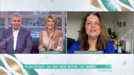 Stock Image of Eamonn Holmes, Ruth Langsford and Ruth Jones