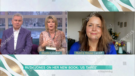 Eamonn Holmes, Ruth Langsford and Ruth Jones