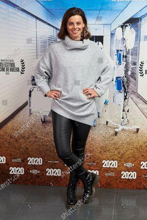 Editorial image of '2020' film premiere, Wizink Center, Madrid, Spain - 26 Nov 2020