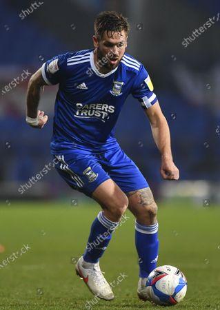 Luke Chambers of Ipswich Town