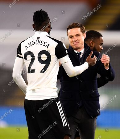 Editorial photo of Leicester City v Fulham, Premier League, Football, The King Power Stadium, Leicester, UK - 30 Nov 2020