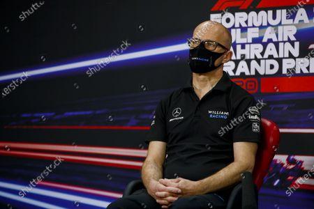 Editorial photo of 2020 F1 Bahrain Grand Prix, Practice, Bahrain International Circuit, Sakhir, Bahrain - 27 Nov 2020